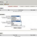 Доска объявлений PHP JobSite