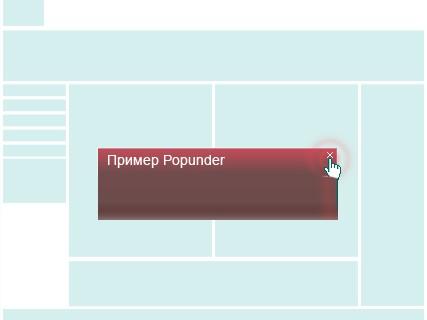 Способы заработка денег на сайте с помощью Попандеров